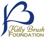 Kelly Brush Foundation logo