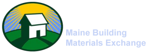 Maine Building Materials Exchange logo