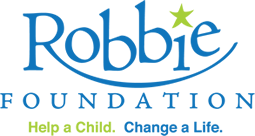 Robbie Foundation logo
