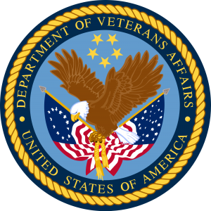 US Department of Veterans Affairs seal