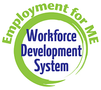 Employment for ME - Workforce Development System logo