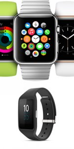 More smart watches including Apple Watch