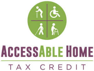AccessAble Home Tax Credit logo