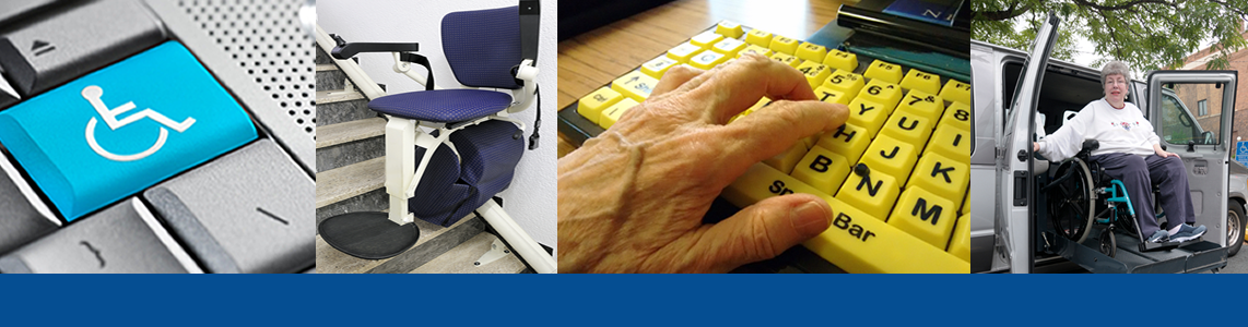 Assistive Technology in use