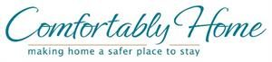 Comfortably Home: Making home a safer place to stay (logo)