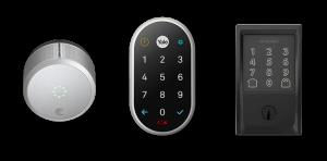 More smart locks