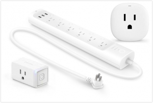 TP Kasa products switches and strip plugs